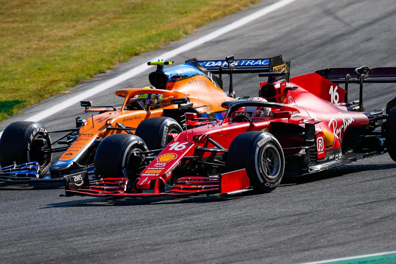 フェラーリF1代表 「モンツァではマクラーレンに対して20馬力劣っていた」