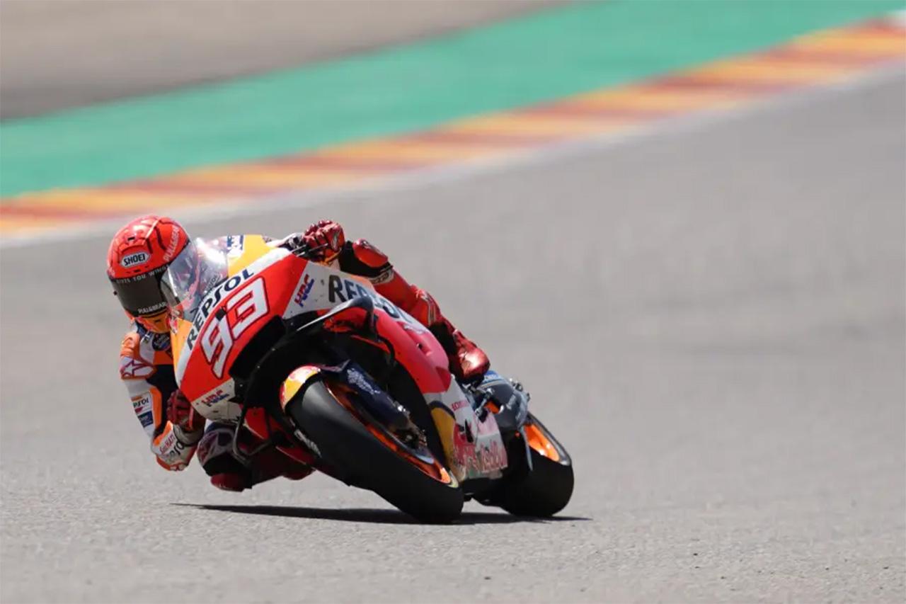 MotoGP:ホンダ 2021年 第13戦 アラゴンGP 決勝レポート
