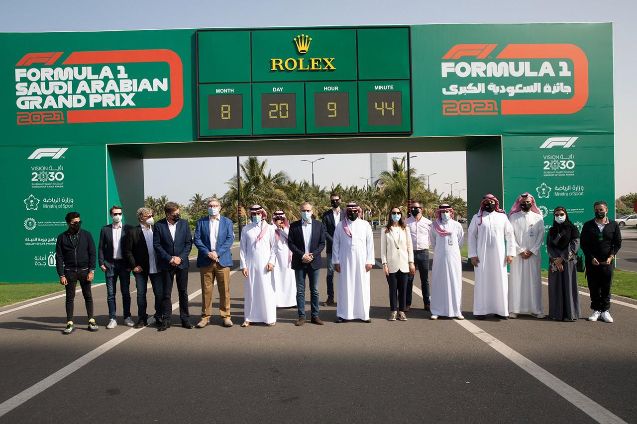 サウジアラビア、F1の興行権をリバティメディアから買収?