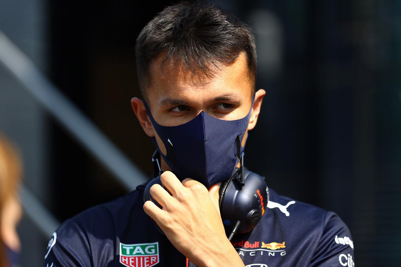アレクサンダー・アルボン 「ウィリアムズF1は上昇気流に乗っている」