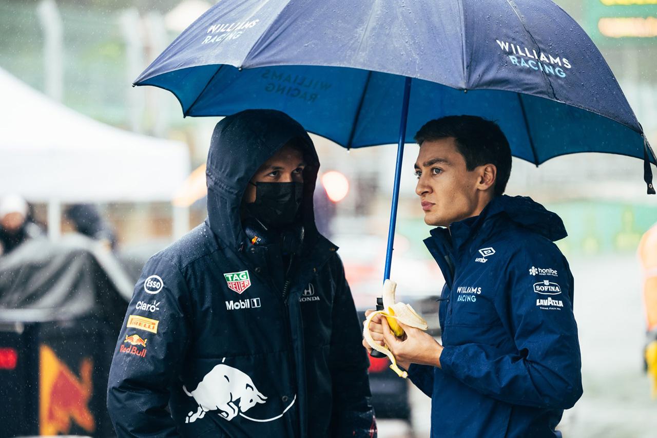 F1:ジョージ・ラッセル、後任のアレクサンダー・アルボンの活躍に太鼓判 / ウィリアムズF1