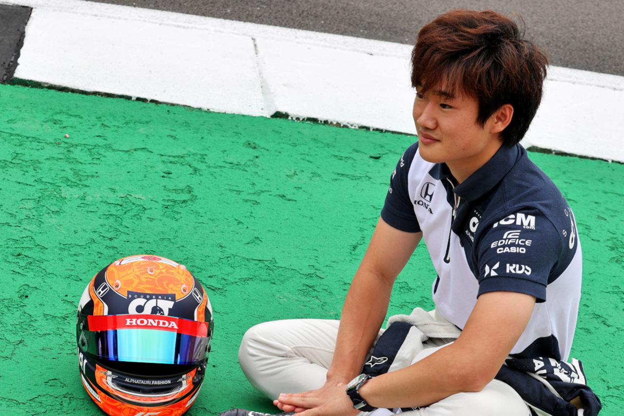 デビッド・クルサード 「角田裕毅が2022年もF1に残れることに驚いている」