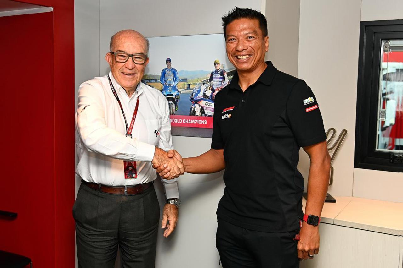 MotoGP:ヤマハSRT、2022年からRNF MotoGP Racingとして参戦継続