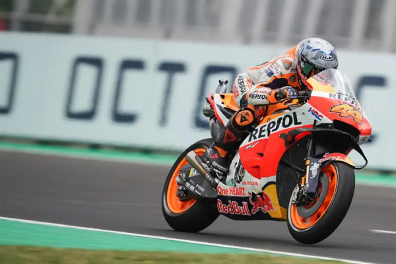 MotoGP:ホンダ 2021年 第14戦 サンマリノGP 初日レポート