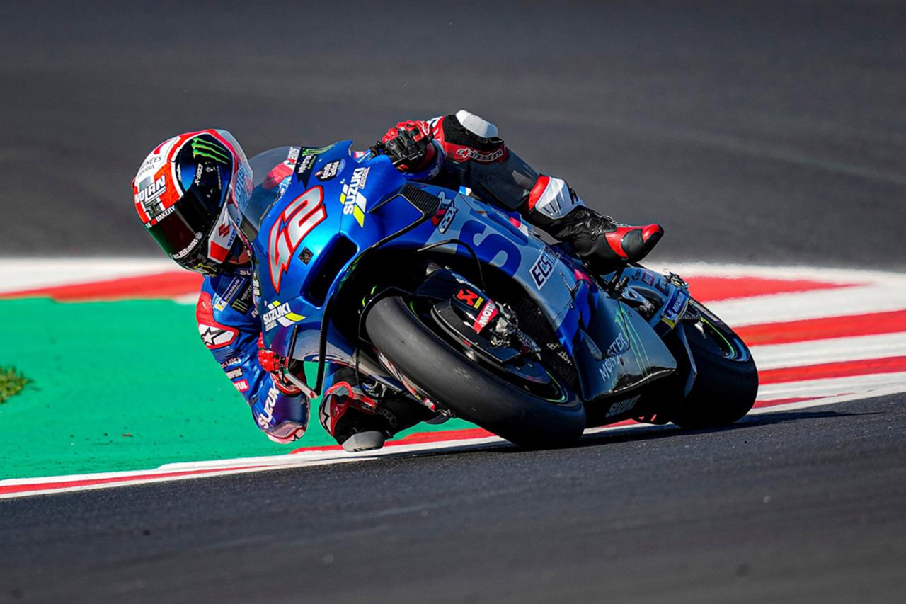 MotoGP:スズキ 2021年 第14戦 サンマリノGP 予選レポート
