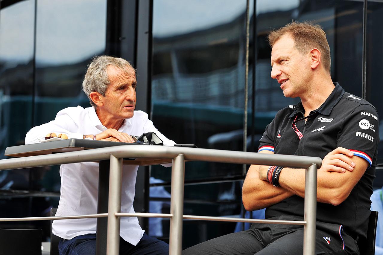 アラン・プロスト 「F1にリバースグリッドが導入されるなら視聴をやめる」