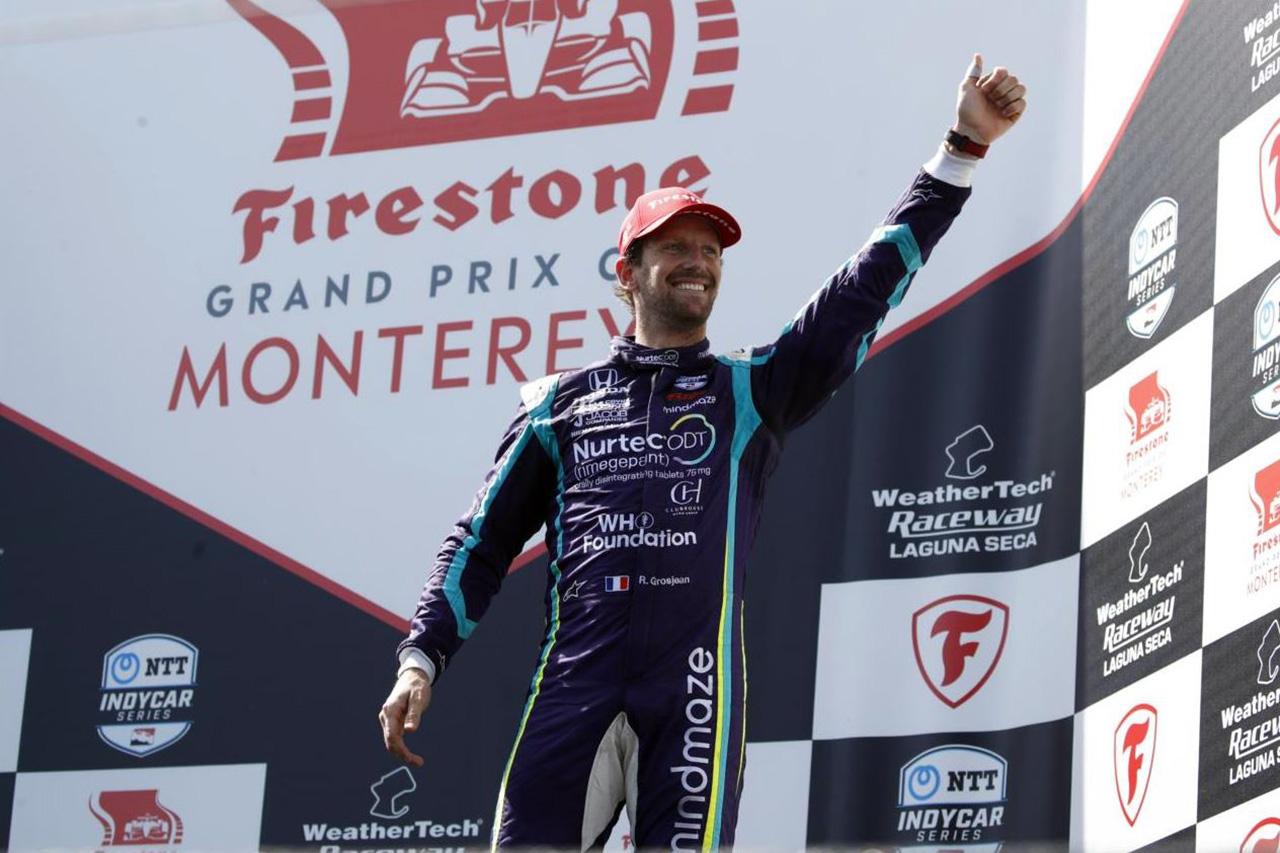ロマン・グロージャン 「若手にはF1の下位チームよりインディカーがお勧め」