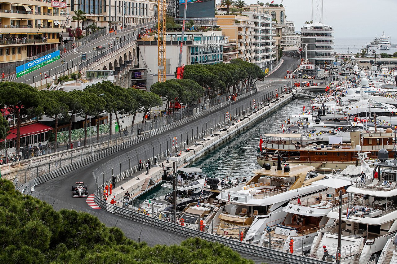 F1モナコGP、木曜プラクティスを廃止して3日間の開催に変更へ / 2022年のF1世界選手権