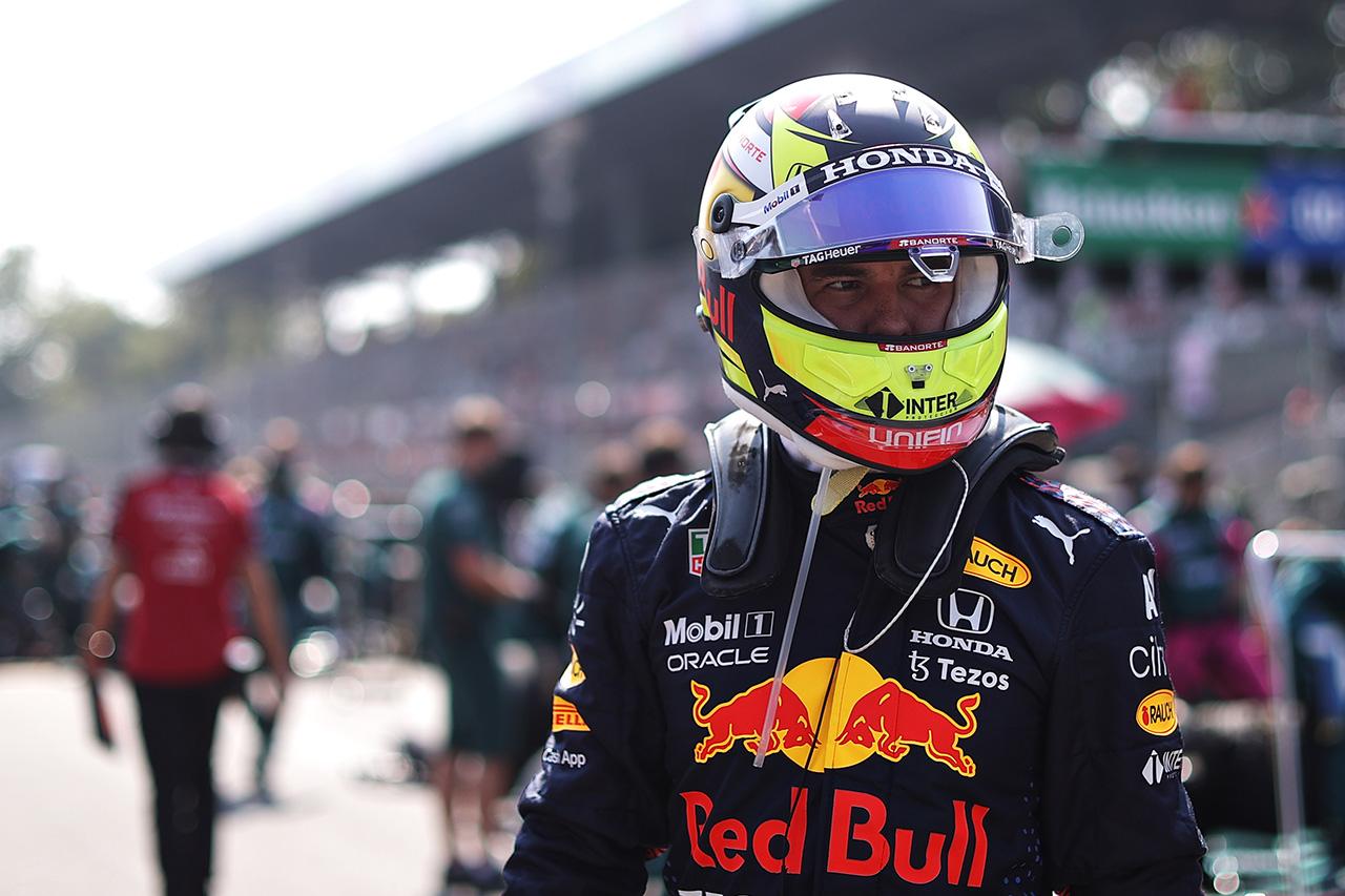 セルジオ・ペレス 「フェルスタッペンと助け合って結果を目指すことが重要」 / レッドブル・ホンダ F1ロシアGP プレビュー