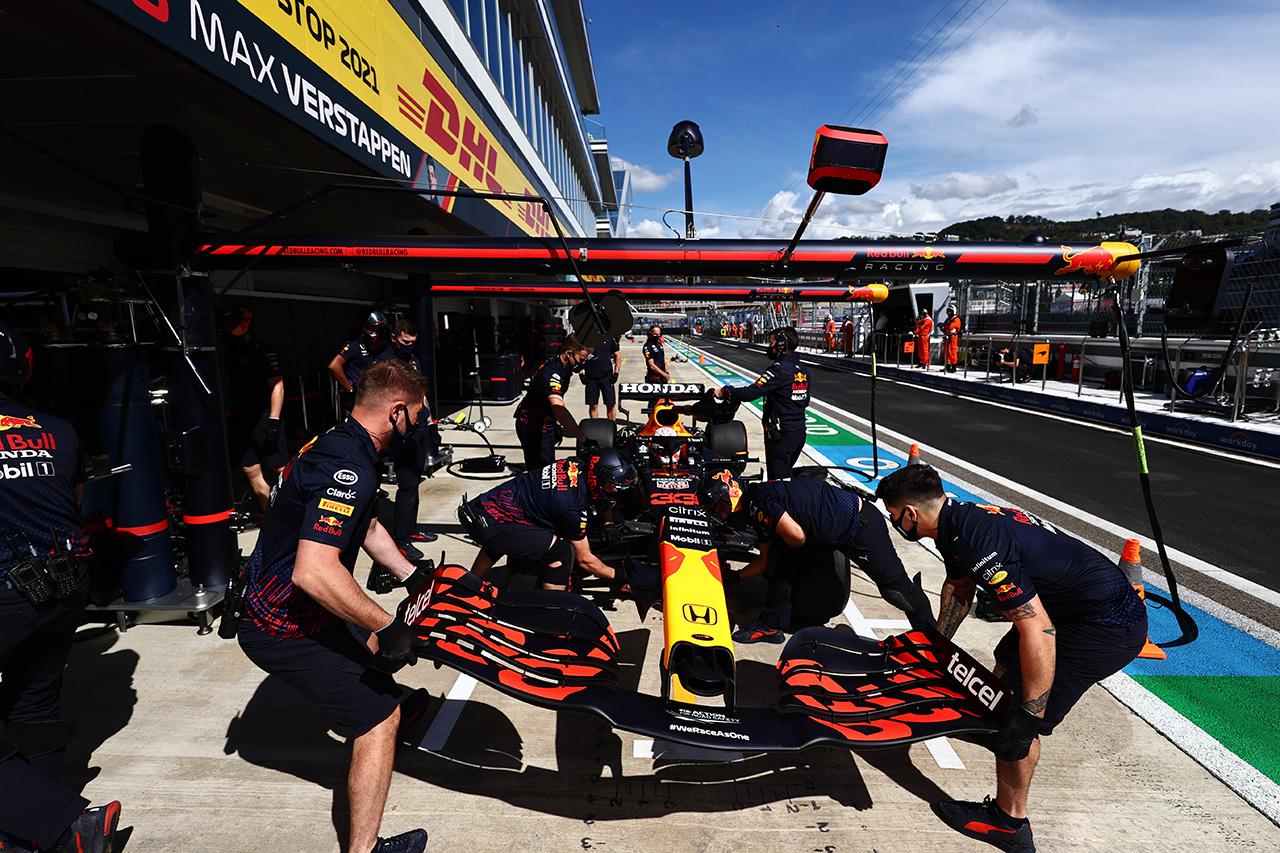【速報】 マックス・フェルスタッペン、新品エンジン投入で最後尾スタート / F1ロシアGP