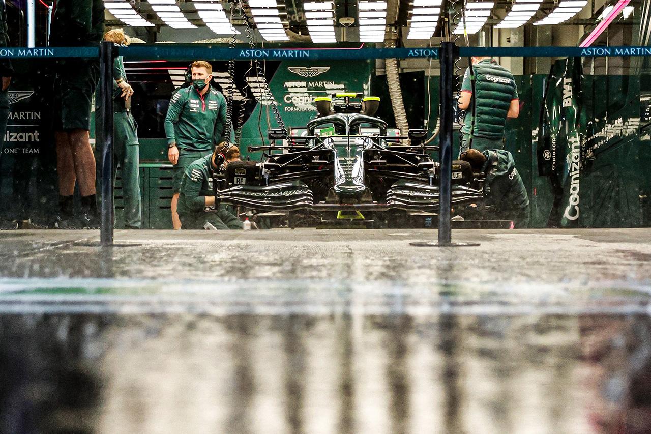 F1ロシアGP:悪天候により予選を日曜日の朝に移動する可能性も検討