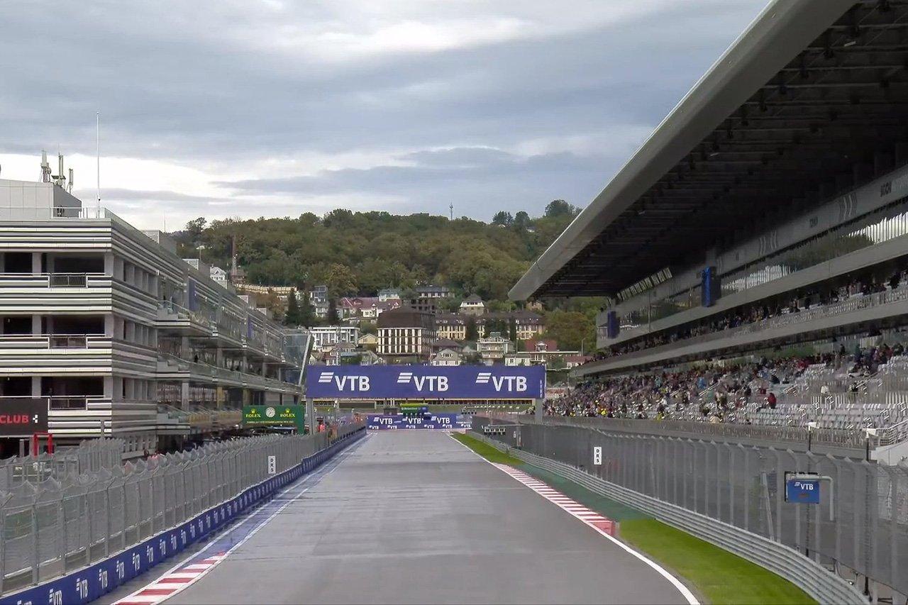 2021年 F1ロシアGP 予選:速報ツイート&Twitch配信