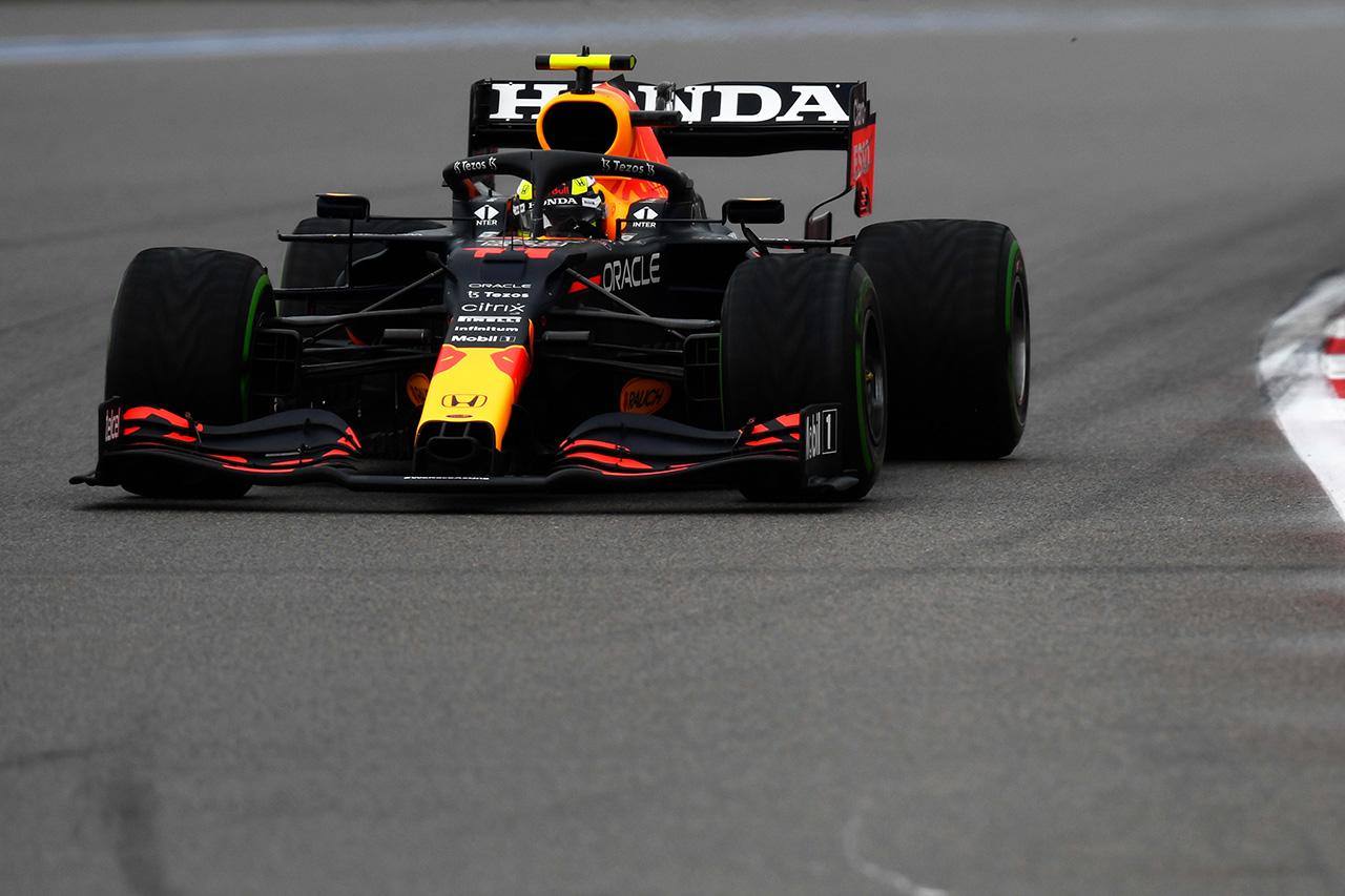 【速報】 F1ロシアGP 予選 結果:ランド・ノリスが初ポールポジション!ホンダF1勢ベストはペレスの9番手