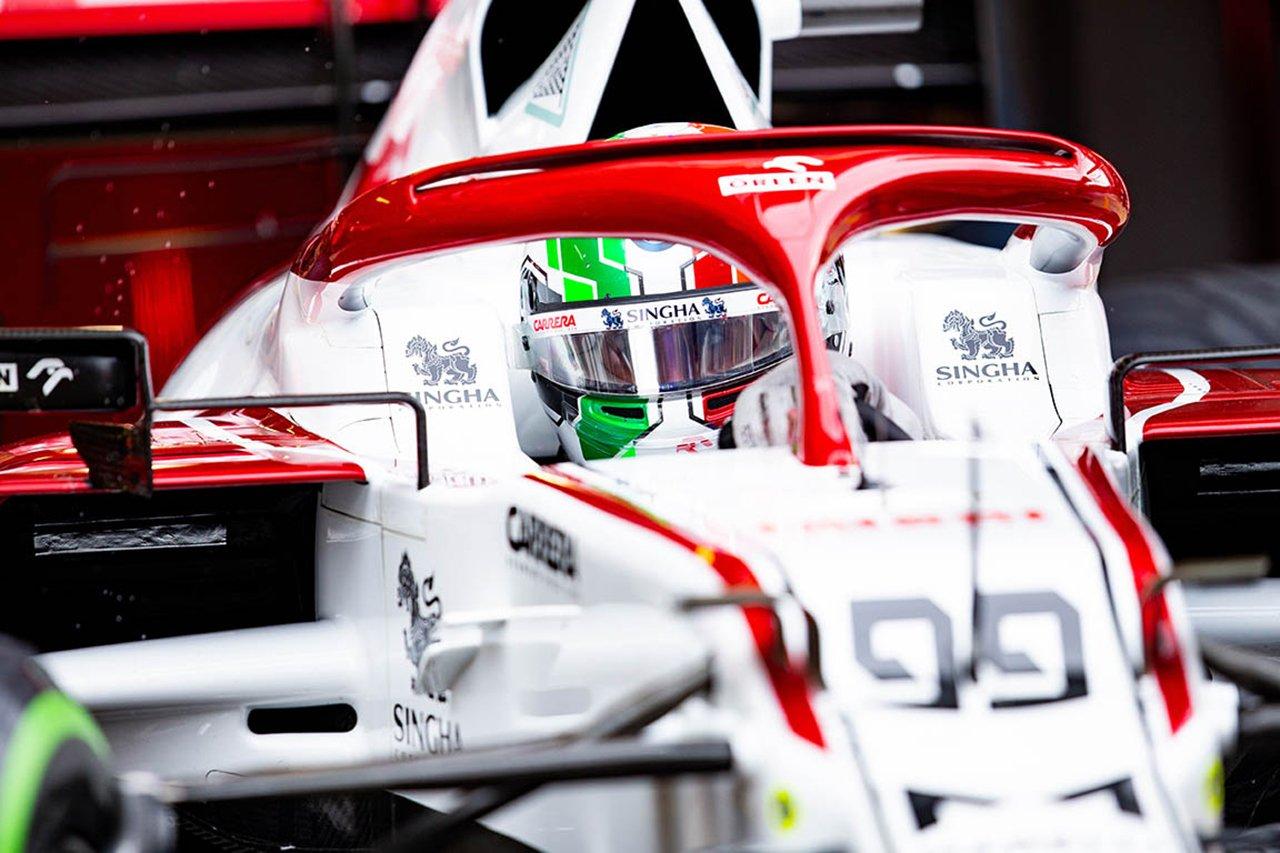 アントニオ・ジョビナッツィ、ギアボックス交換も降格は1グリッドのみ / F1ロシアGP