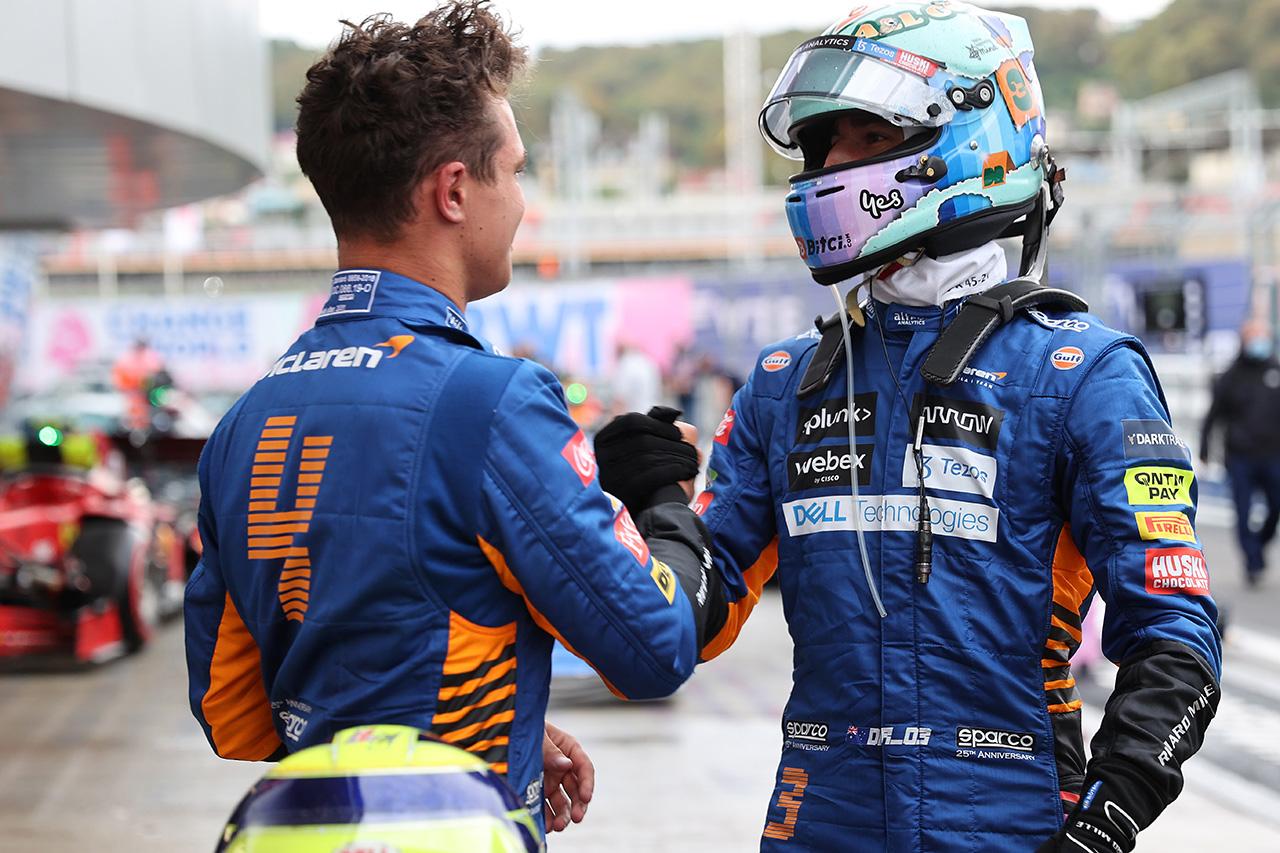 ダニエル・リカルド 「僕たちはモンツァの勢いをキープできている」 F1ロシアGP 予選