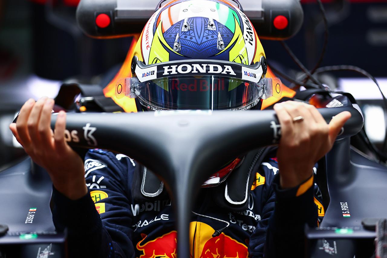 セルジオ・ペレス、9番手止まりに「スリックをもう1周早く試せたはず」 F1ロシアGP 予選