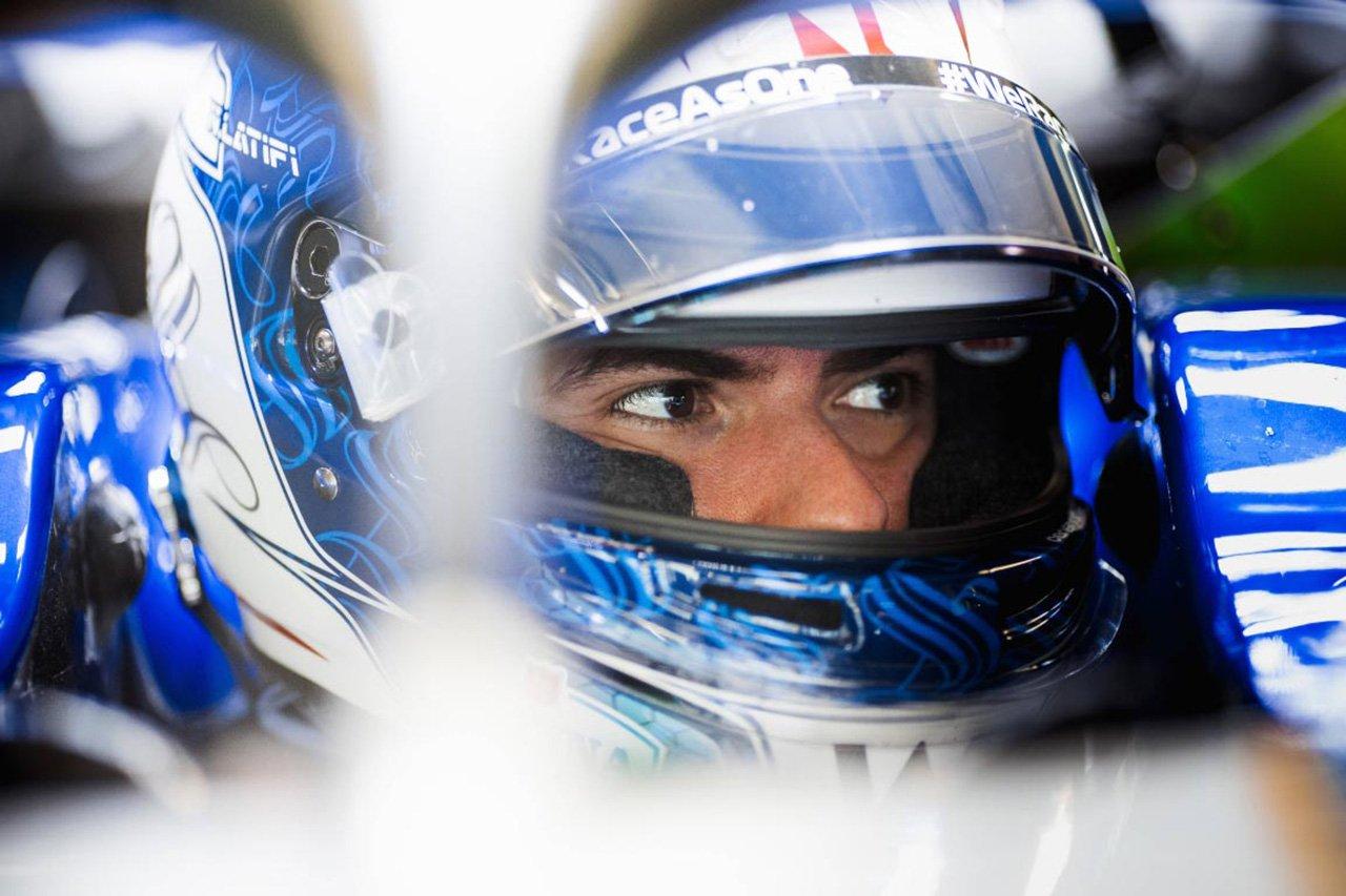 ウィリアムズF1のニコラス・ラティフィ、PU交換でグリッド降格ペナルティ / F1ロシアGP 予選