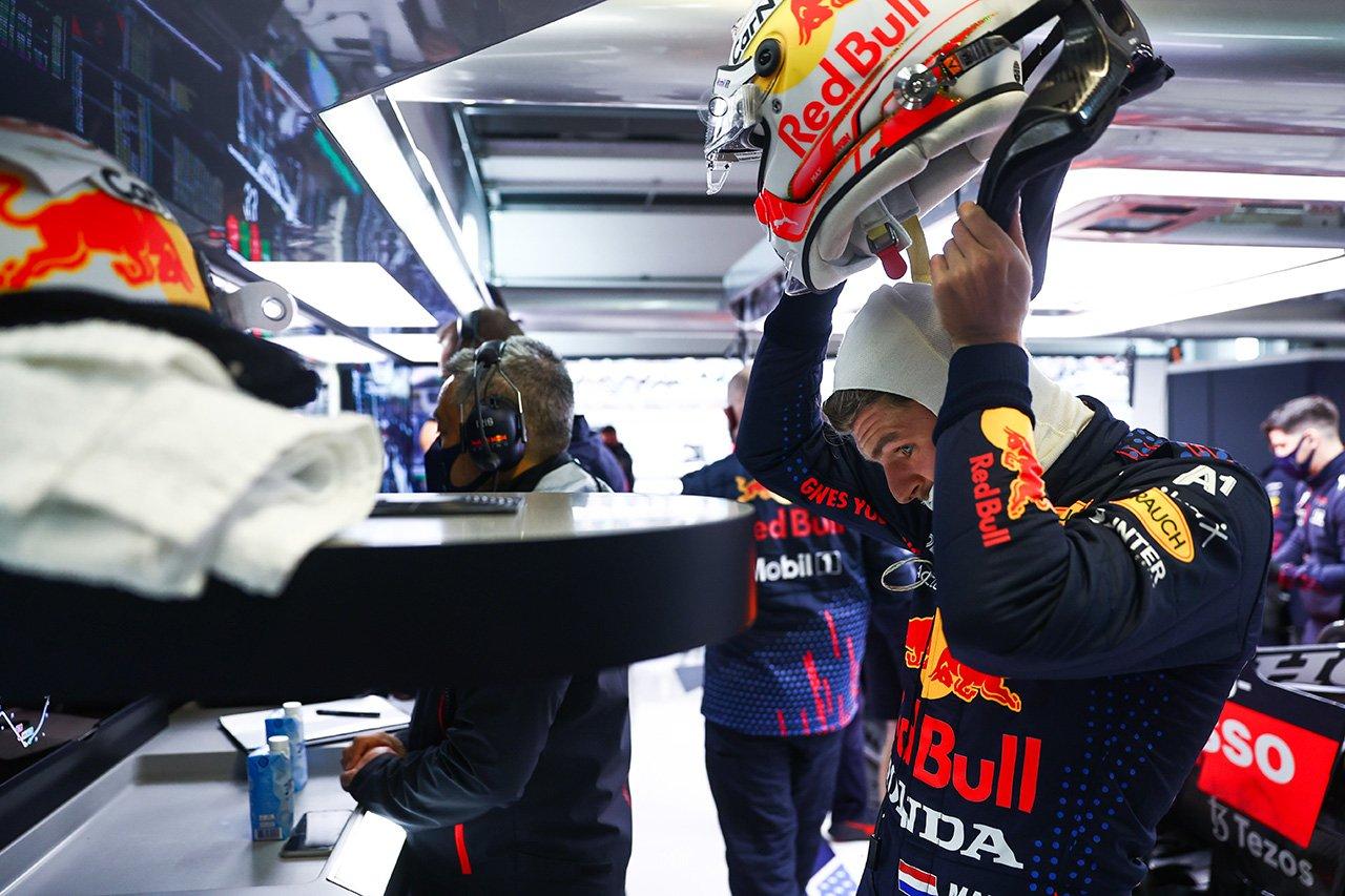 マックス・フェルスタッペン 「あまり多くの周回を走らないと決めていた」 F1ロシアGP 予選