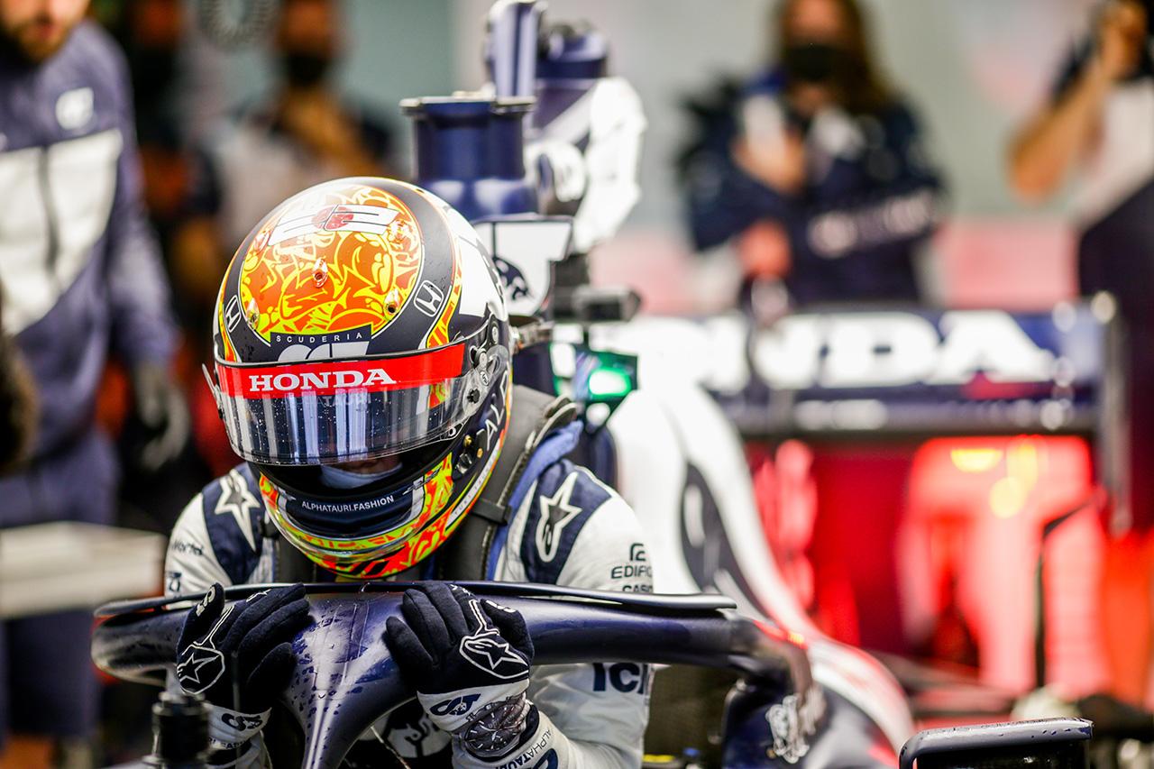 角田裕毅 アルファタウリ・ホンダ F1ロシアGP / Yuki Tsunoda Alpha Tauri Honda F1 Russian GP