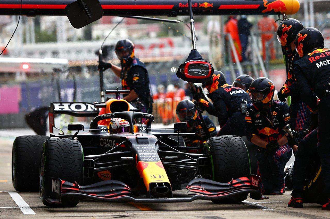 ホンダF1 田辺TD 「レースでは何があるか分からないを象徴するレース」 F1ロシアGP 決勝後記者会見