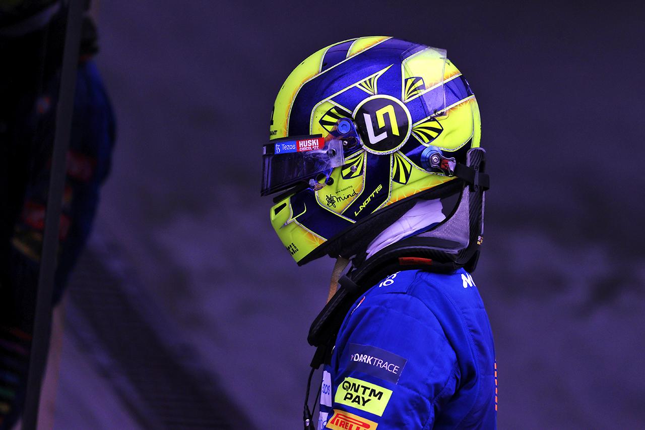 ランド・ノリス、雨に流された初勝利 「精神的に打ちのめされている」 F1ロシアGP 決勝
