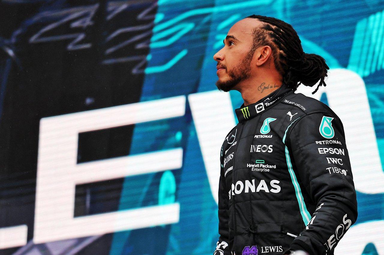 ルイス・ハミルトン 「F1通算100勝目に到達できるという確信はなかった」 F1ロシアGP 決勝