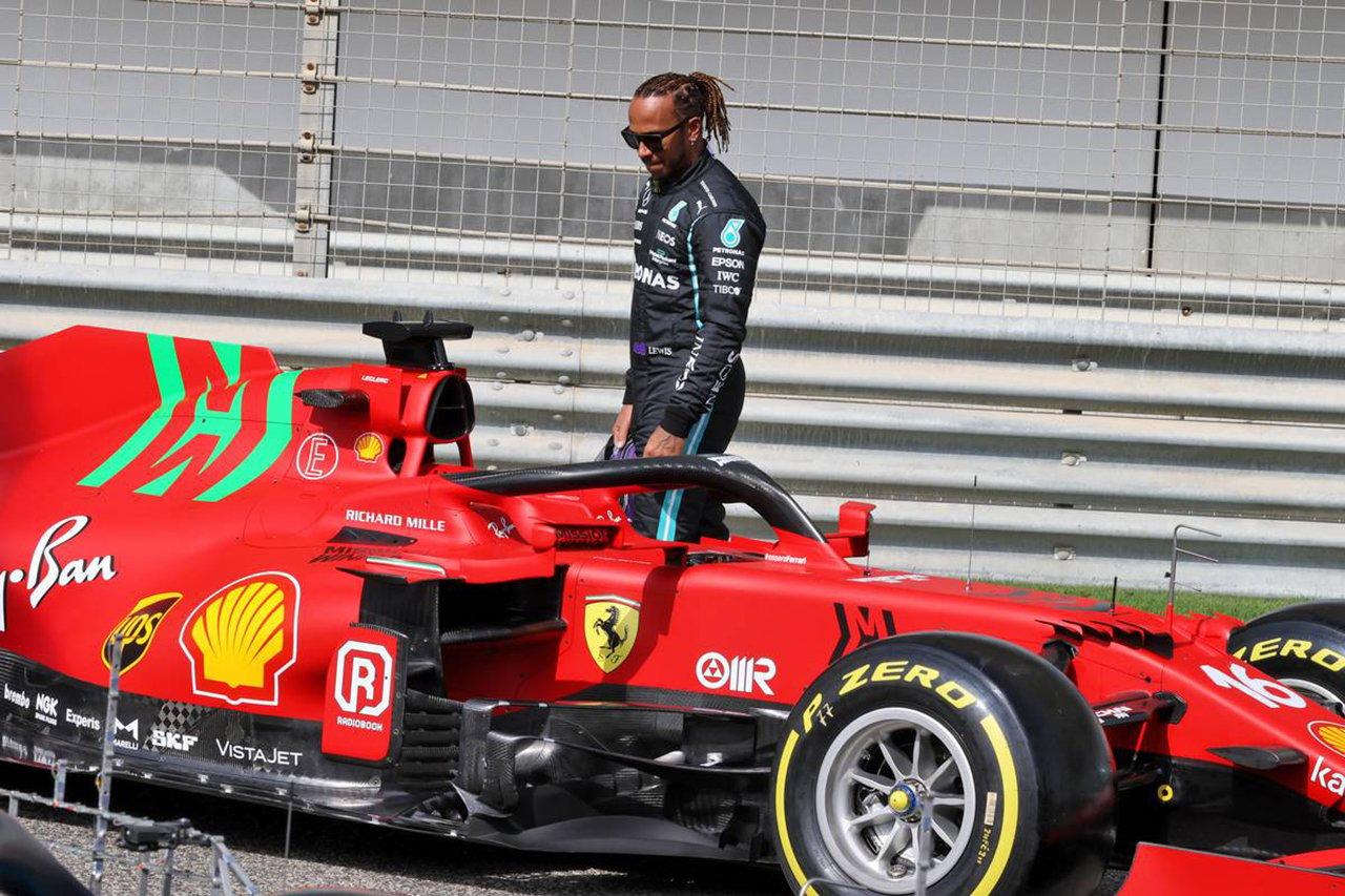 ルイス・ハミルトン 「フェラーリF1を経験せずに引退なんて驚き」