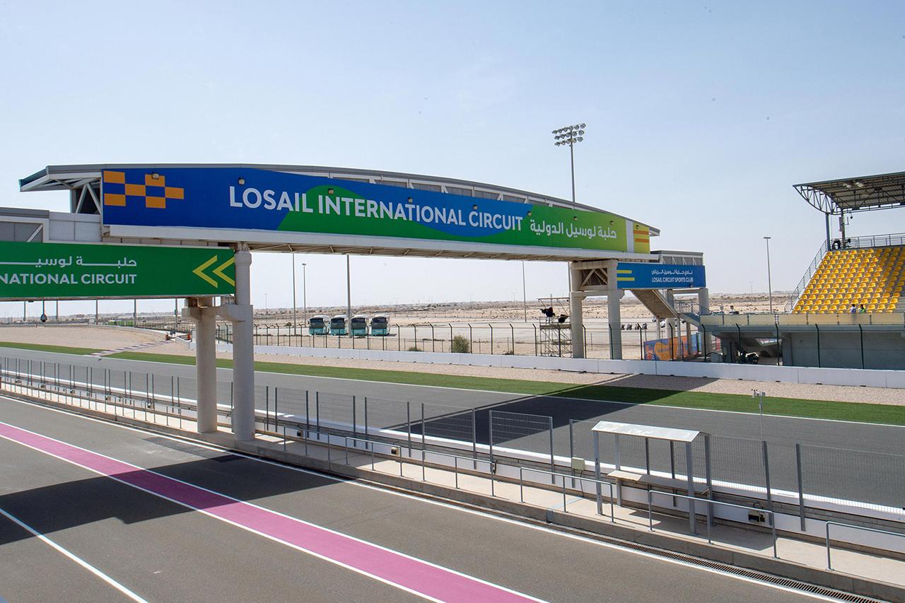 2021年 F1世界選手権:第20戦としてF1カタールGPの初開催が決定