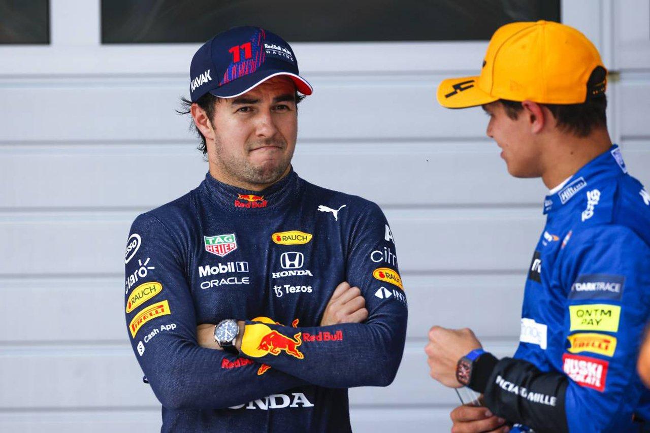 マクラーレンF1 「ランド・ノリスとセルジオ・ペレスにライバル関係はない」