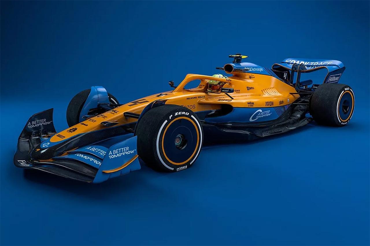 ランド・ノリス 「次世代F1マシンは運転するのがとても難しい」