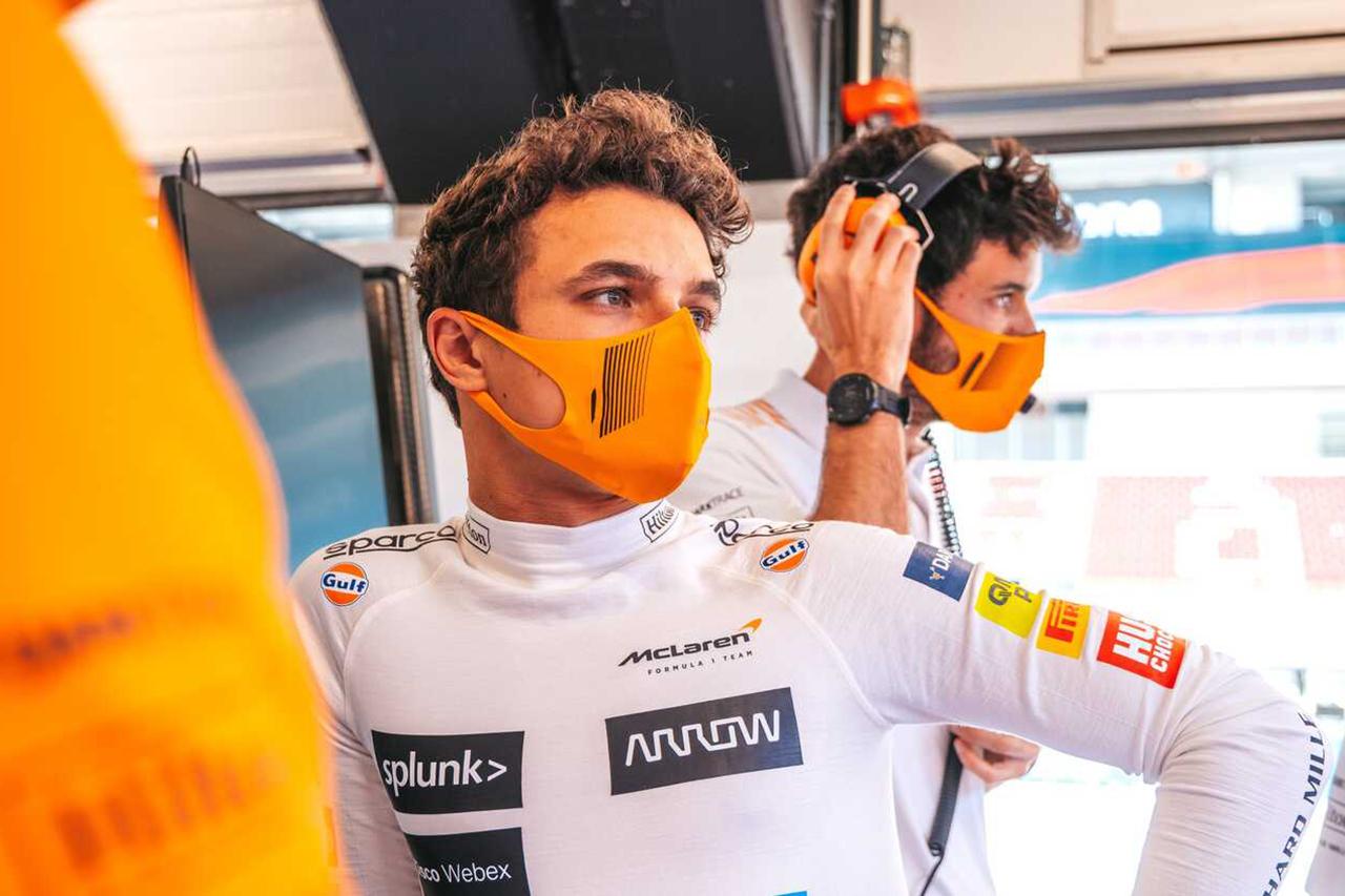 ランド・ノリス 「F1デビューシーズンはうつ病に苦しんだ」