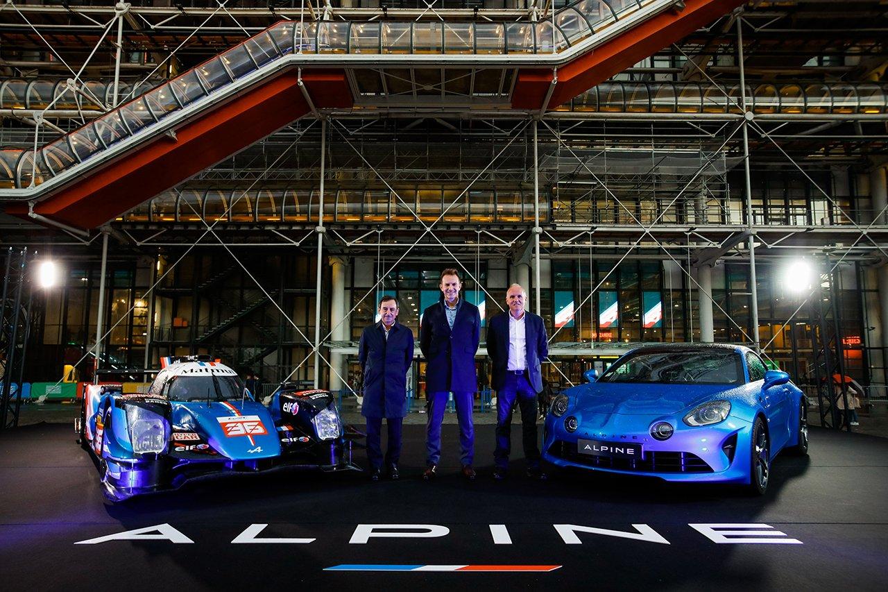 アルピーヌ、2024年からLMDh車両でWECの最高峰クラスに参戦 F1プロジェクトとの相乗効果を活用