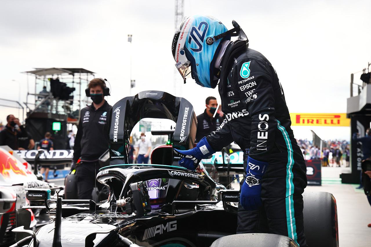 メルセデスF1のバルテリ・ボッタス 「ハミルトンのために減速しろという指示はなかった」 F1トルコGP 予選