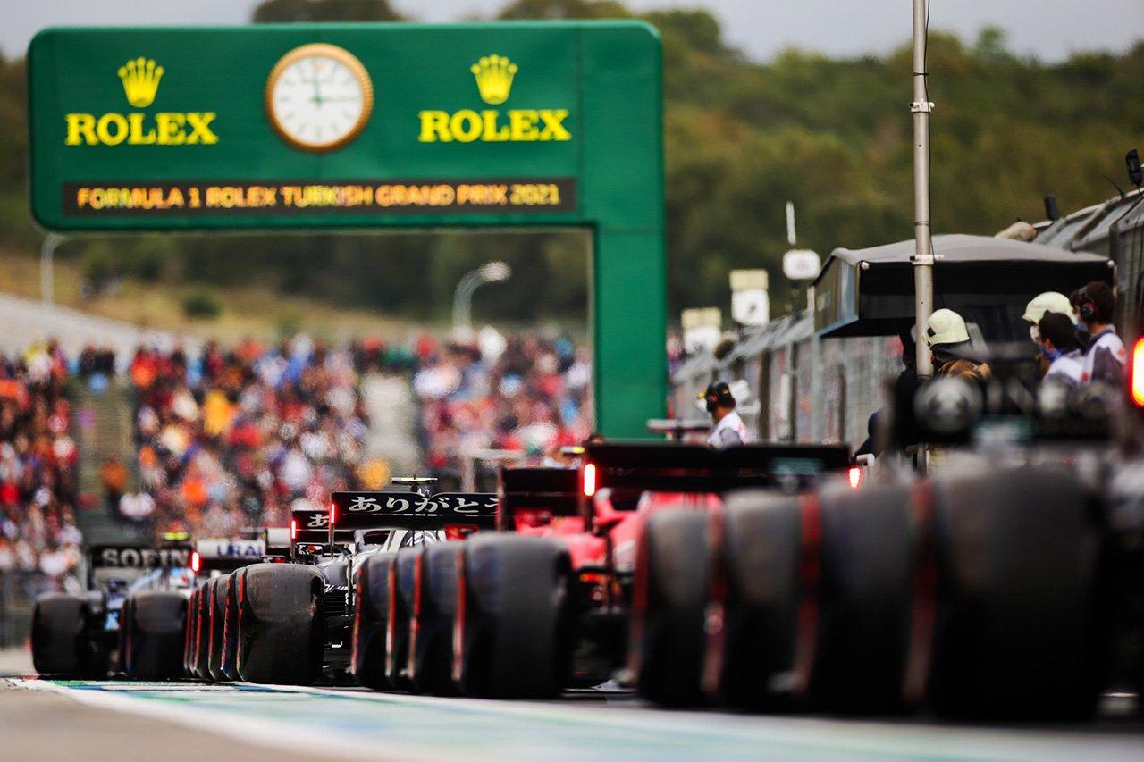 2021年 F1トルコGP 予選:ドライバーコメント(11位~20位)