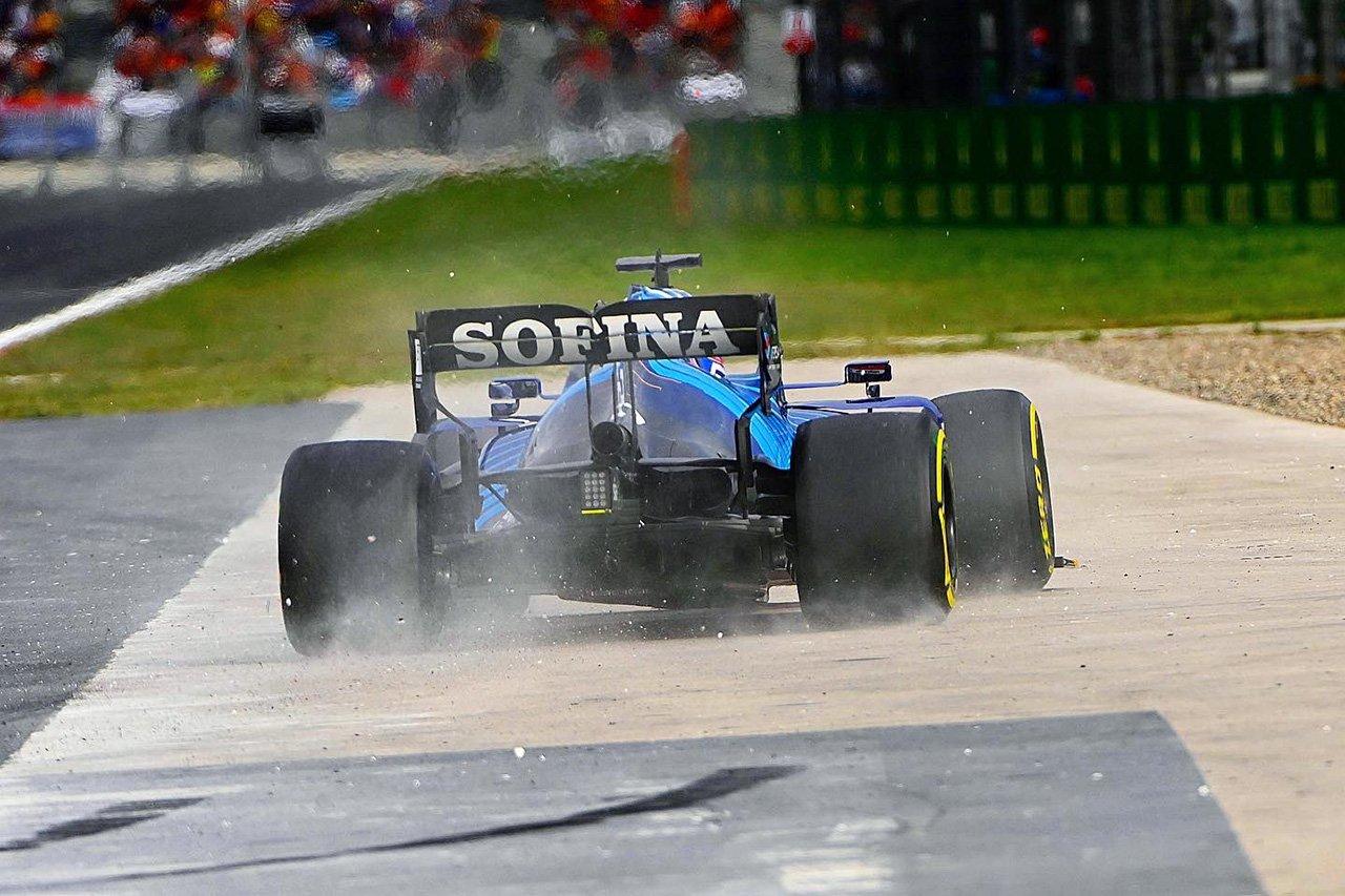 ジョージ・ラッセル、痛恨のコースオフ「Q2でトップ5に入れたはず」 F1トルコGP 予選