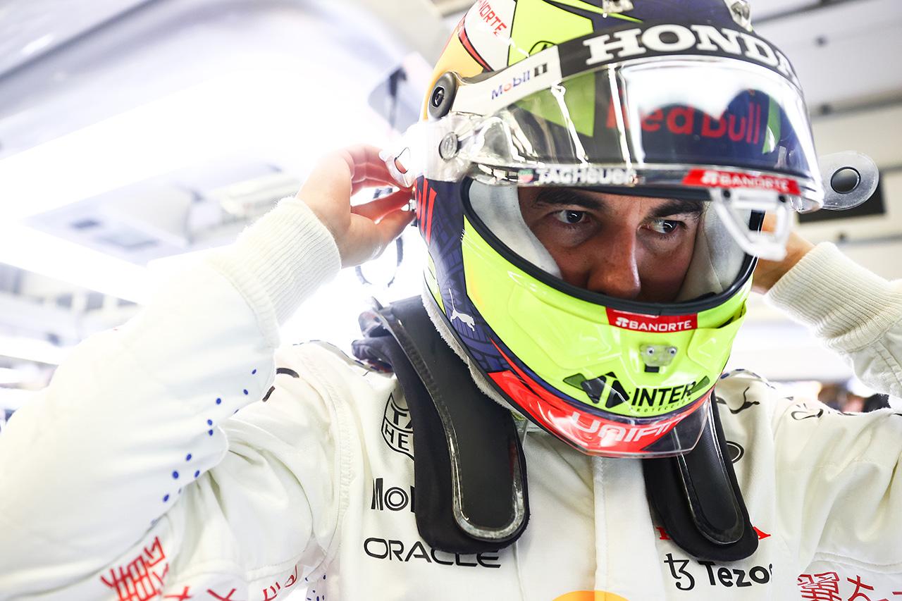 レッドブル・ホンダのセルジオ・ペレス 「新品ソフトで目指していたタイムに届かなかった」 F1トルコGP 予選