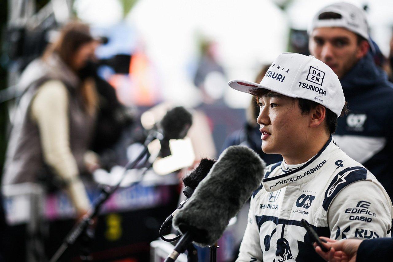 角田裕毅、Q3進出10番手も「今日のパフォーマンスにはがっかりしている」 アルファタウリ・ホンダ F1トルコGP 予選
