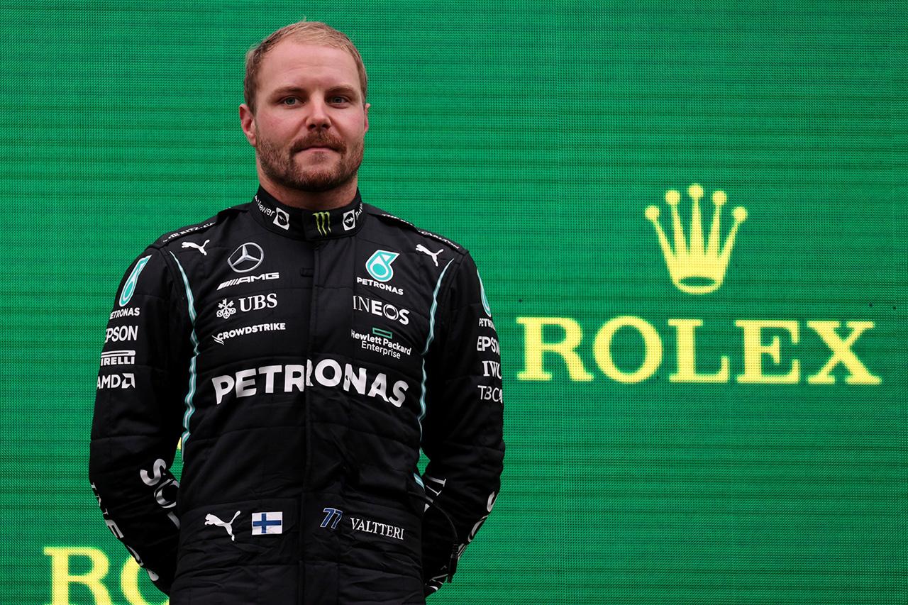 メルセデスF1のバルテリ・ボッタス、通算10勝目は「F1キャリアでベストレースのひとつ」 F1トルコGP 決勝