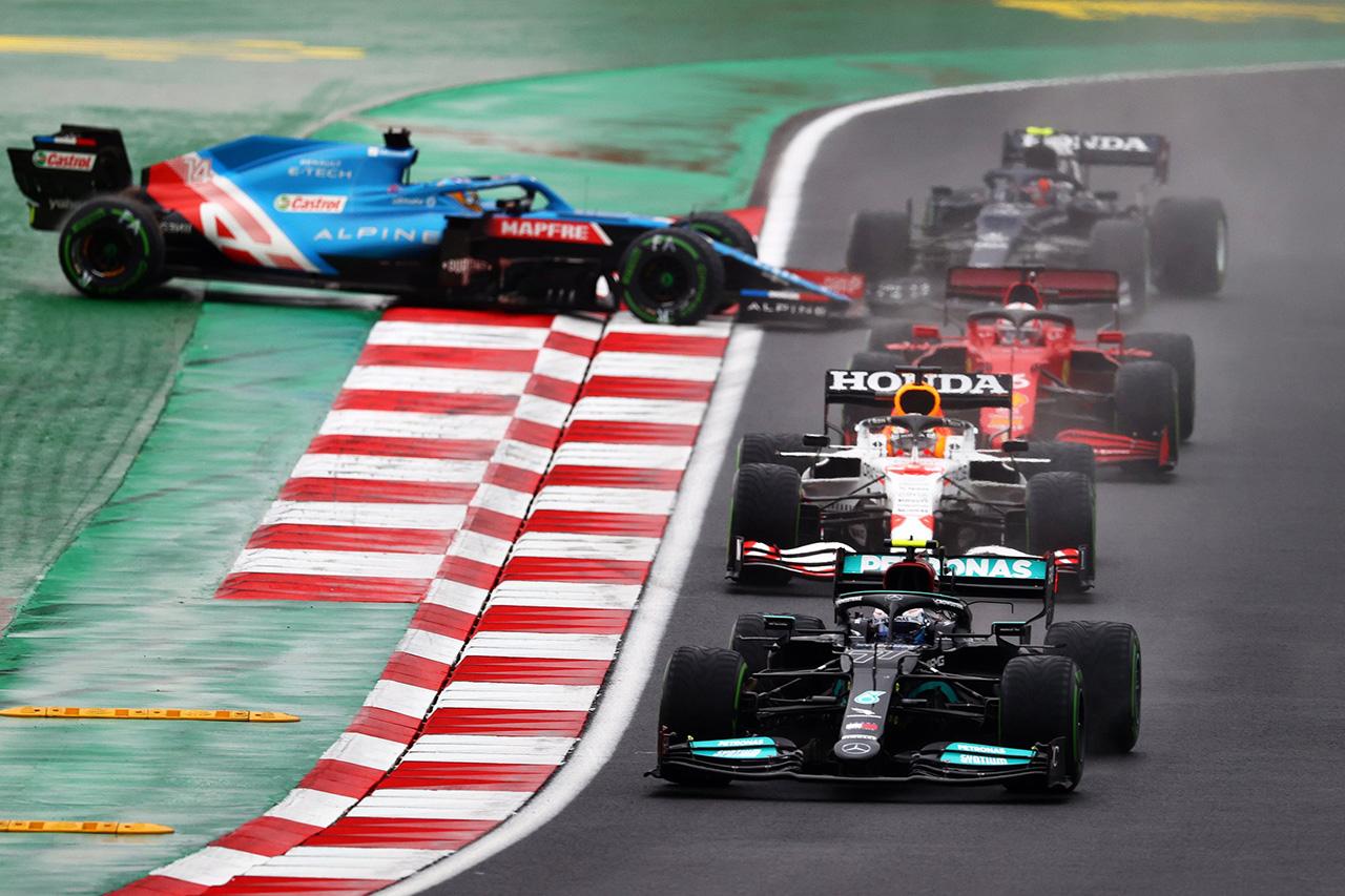 2021年 F1トルコGP 決勝:ドライバーコメント(11位~20位)