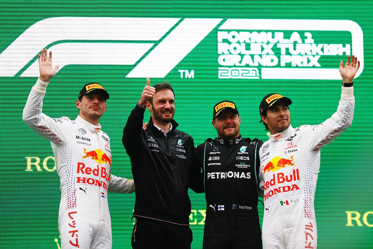 2021年 F1トルコGP 決勝:トップ10ドライバーコメント