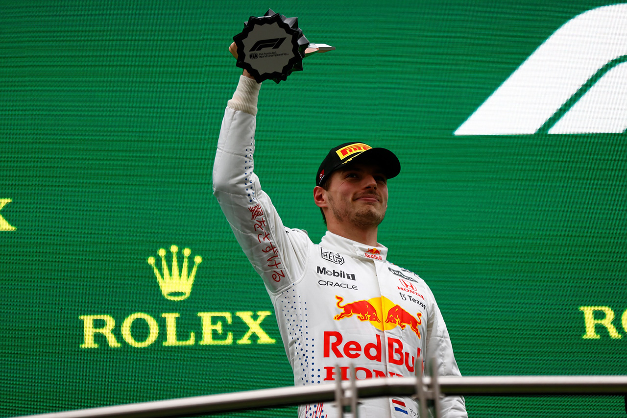マックス・フェルスタッペン 「ピットストップ後に勝利は諦めていた」 F1トルコGP 決勝