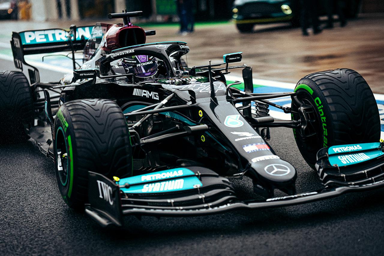 メルセデスF1 「0ストップではハミルトンは5位以上は無理だった」 F1トルコGP 決勝
