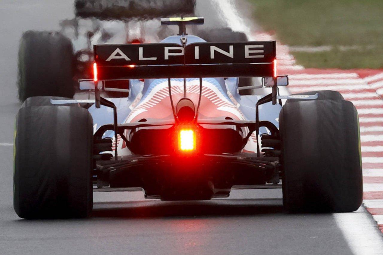 タイヤ無交換のエステバン・オコン「もう1周あったらパンクしていた」 F1トルコGP 決勝
