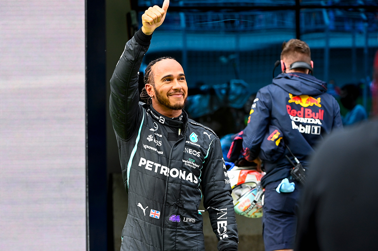 ルイス・ハミルトン 「ピットストップの件をメディアは大袈裟に書きすぎ」 F1トルコGP 決勝