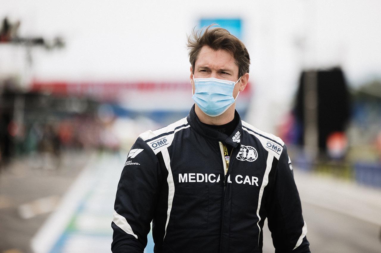 F1メディカルカードライバー、ワクチン未接種で中東レースを欠場