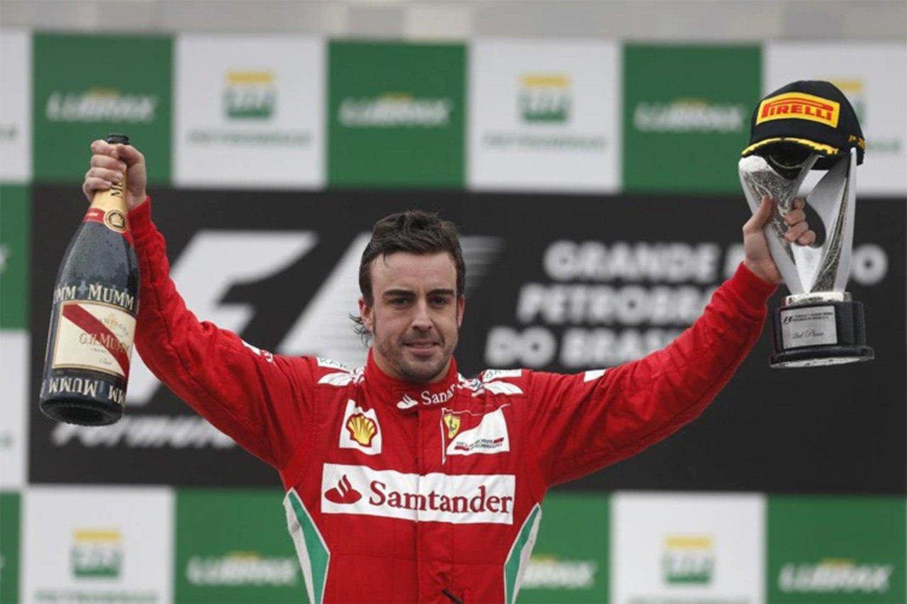 フェルナンド・アロンソ 「フェラーリF1はベッテル時代の後に期待を下げた」