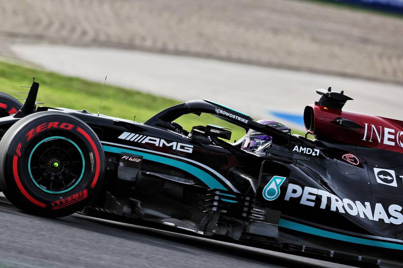 メルセデスF1、ペトロナスが撤退してアラムコとスポンサー契約との報道