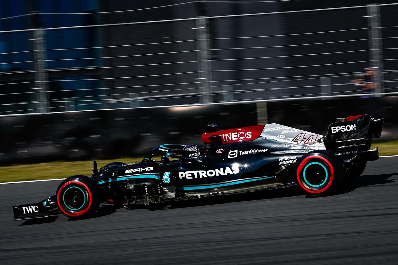 """F1解説:メルセデスの直線スピード増加は""""ディフューザーストール""""効果?"""