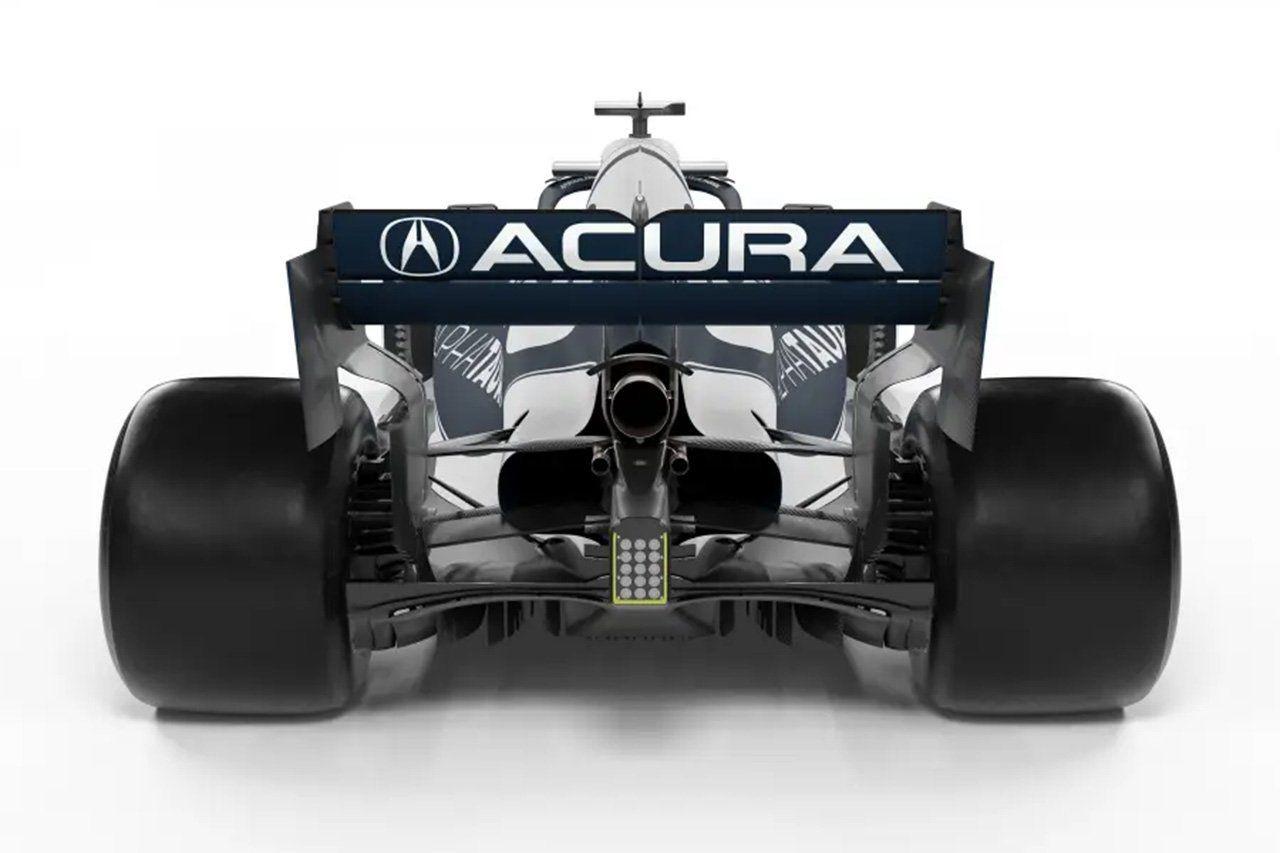 アルファタウリF1代表 「アキュラとともに結果を祝えることを願っている」 F1アメリカGP