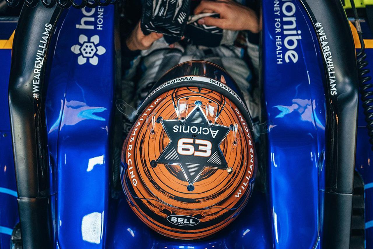 ジョージ・ラッセル 「高い気温と難しい路面に対処できなかった」 ウィリアムズ F1アメリカGP 金曜フリー走行